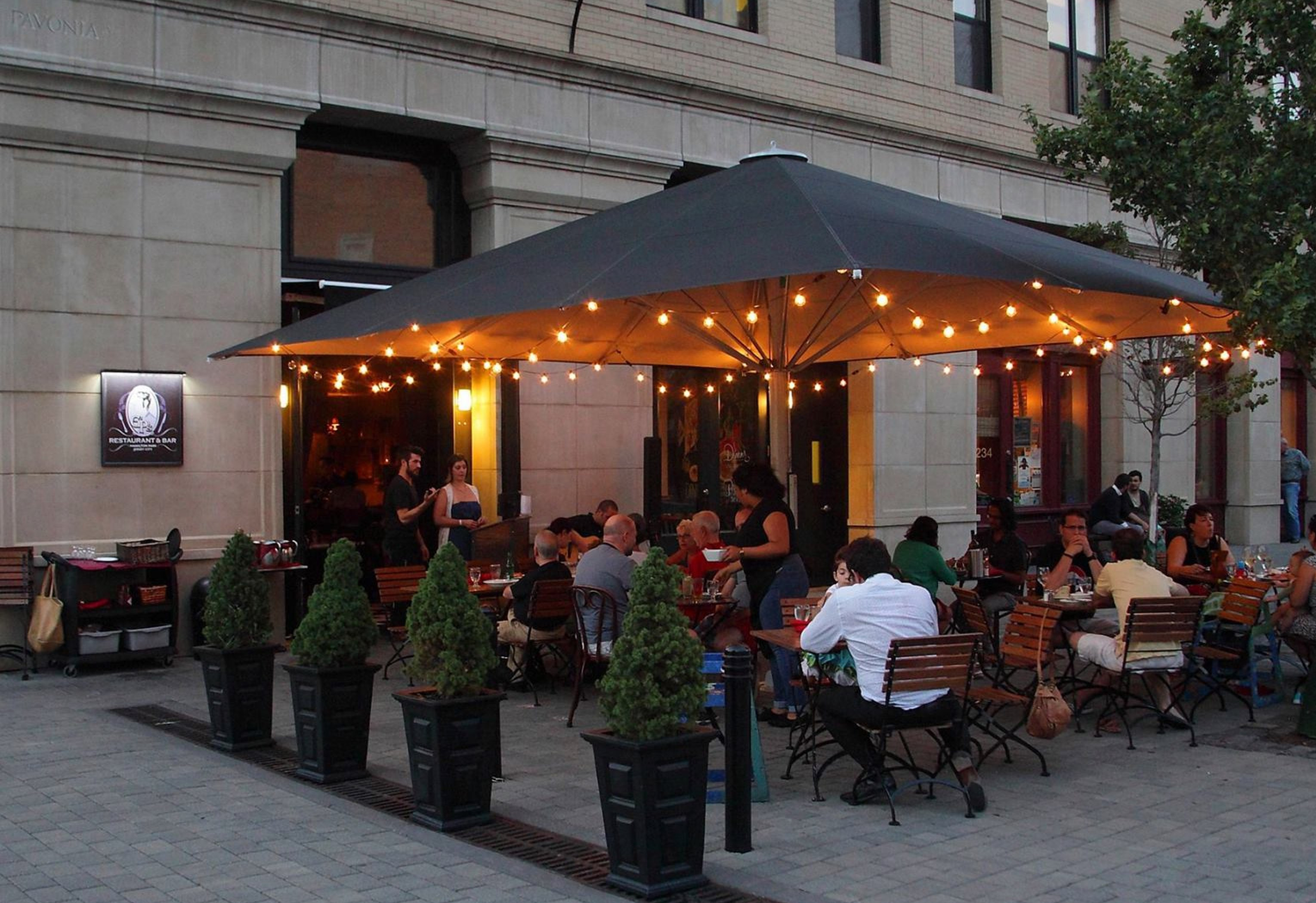 Outdoor Dining Jersey City