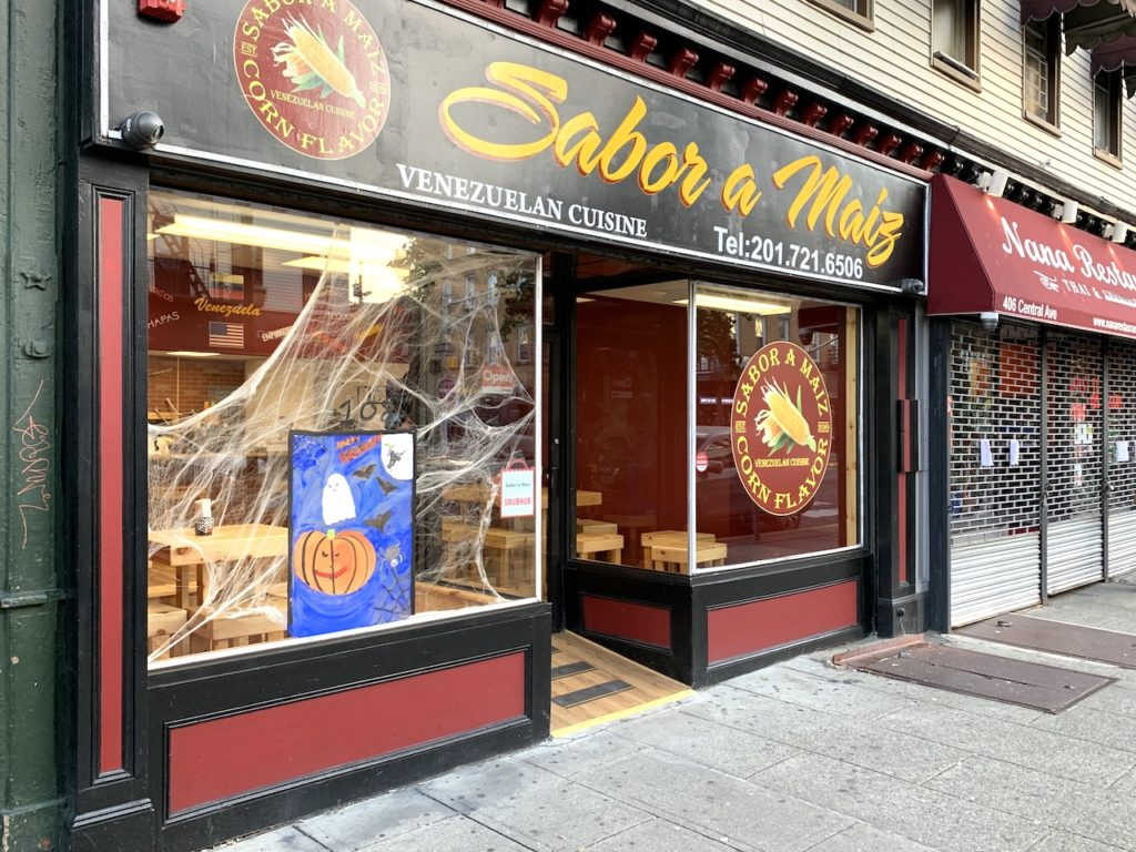 Maiz Now Open In Jersey City Heights
