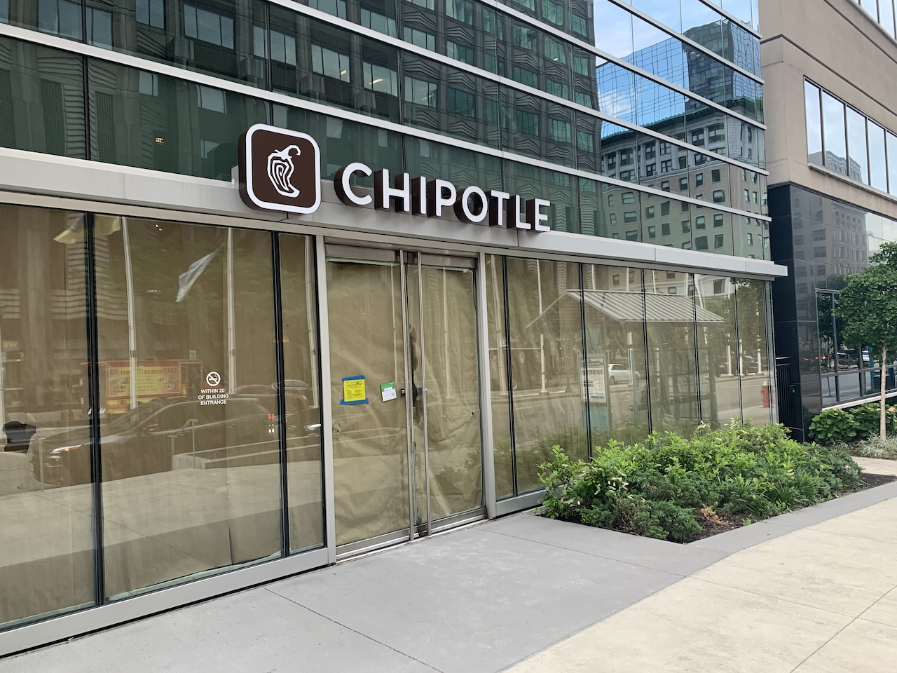 Chipotle opening new eatery at 30 Montgomery   Jersey City Upfront
